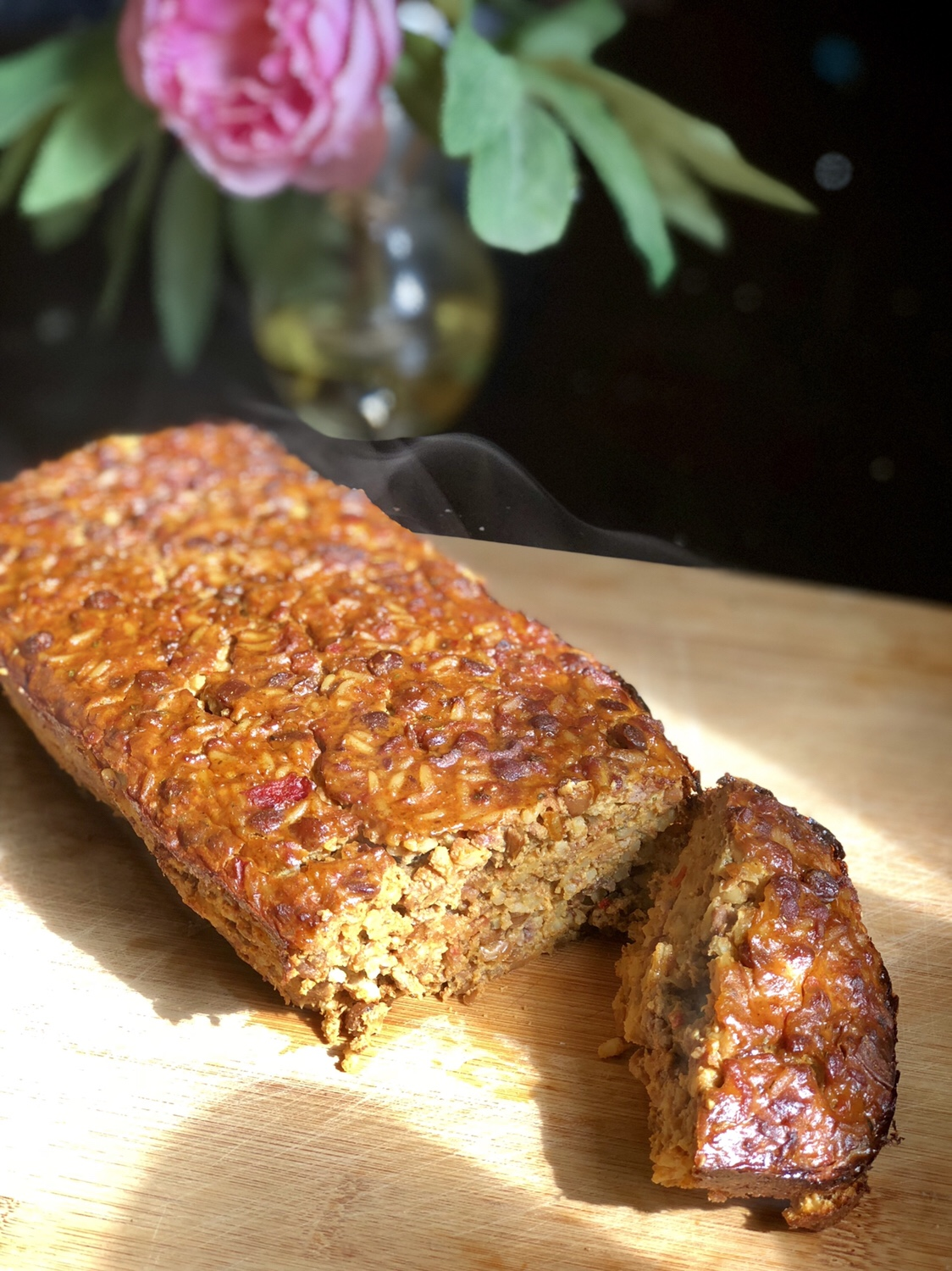 Beef And Rice Curry Loaf Lifestyle And Luxuries